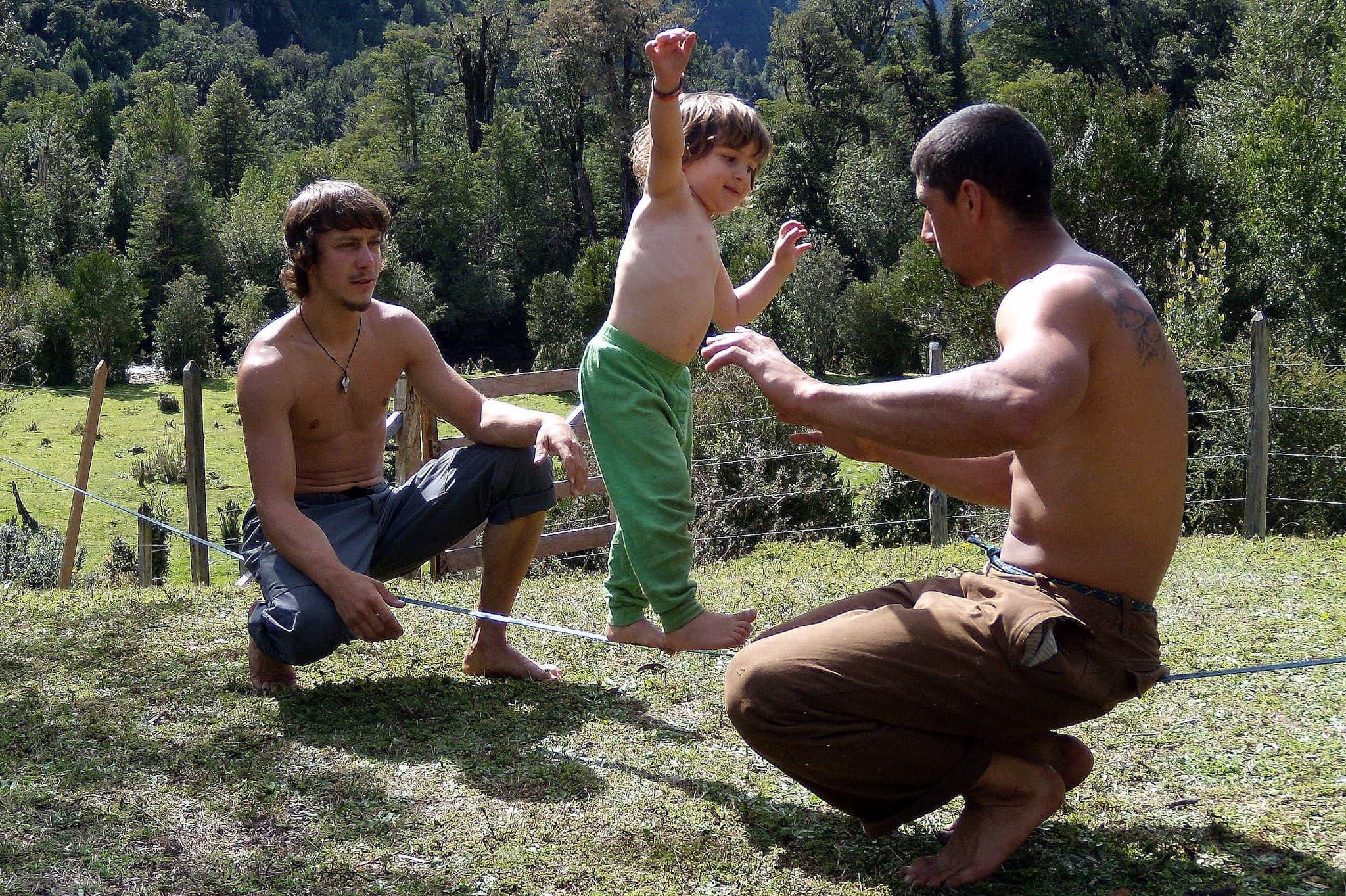 Para las familias con experiencia de trekking, Camping La Junta es el camping preferido para niños.